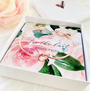 Can't Tie the Knot Without You Bridesmaid Gift